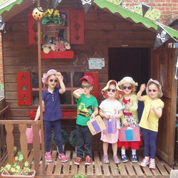 The fun never stops for Nursery Holiday Club
