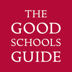 Hatherop Castle is in the Good Schools Guide!