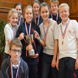 Cheltenham College Leadership Day – Prep 6 winners leading the way!