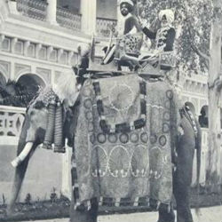 Hatherop Castle history – Maharajah Duleep Singh and his elephant friends!