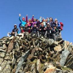 Prep 7 summit Snowdon