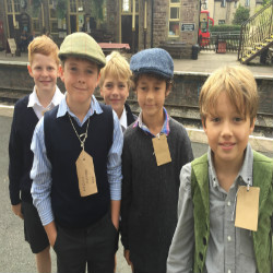 Prep 6 become evacuees for the day
