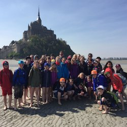 Prep 6, 7 and 8 French Trip 2017