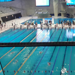 ISA National Swimming Finals at the Olympic Aquatic Centre