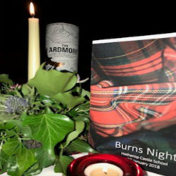 Burns Night at Hatherop Castle