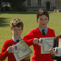 Student of the term awards