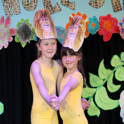 Pre Prep created a jungle-tastic production to celebrate all things wild!