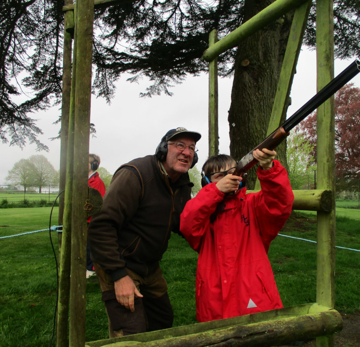 Clay Target Shooting Returns With A Bang!