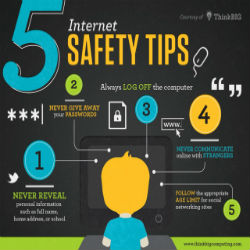 How to keep our children safe online?