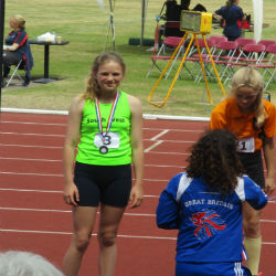 Hatherop Castle triumph at the ISA National Athletics
