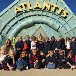 Wheels, axles and pulleys! – Prep 2 adventures at LEGOLAND.