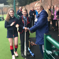 Hatherop opens its brand new astro….