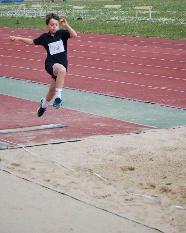 Hatherop Castle, Athletics, Sport