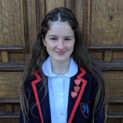 An interview with our head  girl