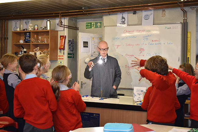 The Importance of Science in the Curriculum