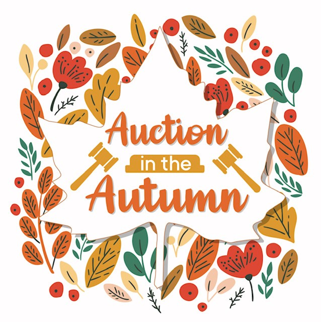 Hatherop's Auction in the Autumn
