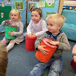 Why is music important in the early years and beyond?