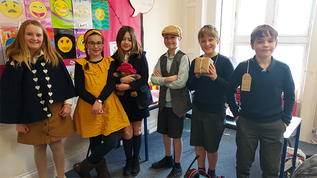 What was life really like as an evacuee?